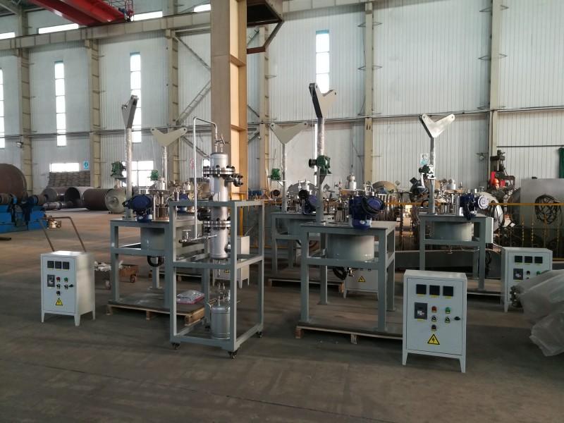 威海成套反应釜装置